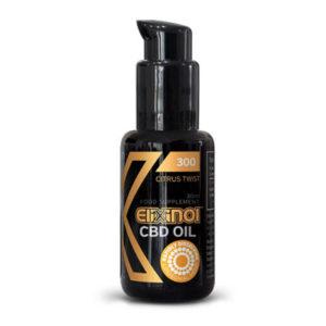 Liposome CBD Oil with Citrus Twist